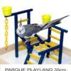 Parque Playland 35X35Cm.